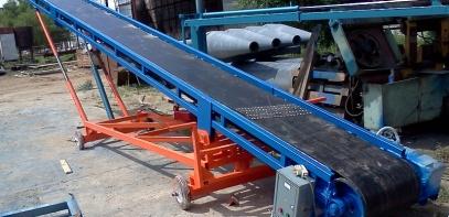 Транспортеры конвейеры ленточные стол рольганг чертеж