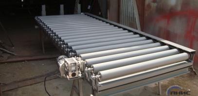 Изготовление рольганг купить фольксваген транспортер т5 с пробегом в брянске и области
